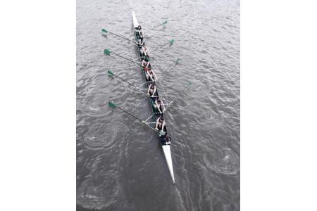 MKRC Women's Masters C at Vet's Head of the River