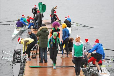 MKRC Xmas Fun Scratch Regatta
