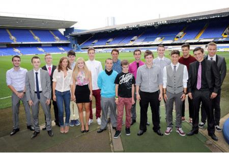 2011/2012 -Sports Leadership Apprentices