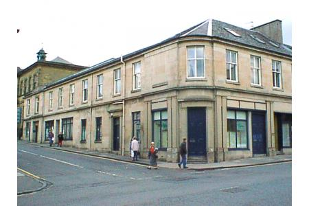 Working from Lanarkshire's first &quot;Corn Exchange&quot; 