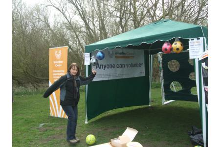 Promoting Volunteering in Slough