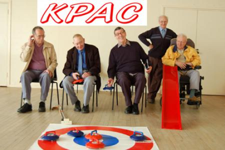 New Age Kurling team
