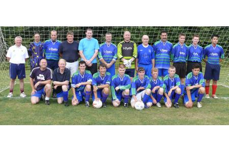 2007 Bridgham Village Team