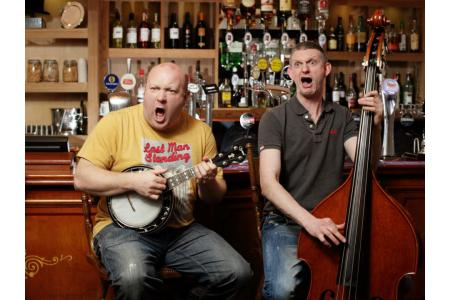 In Cider Story: a pub show for rural villages