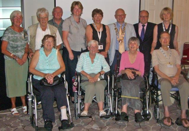 South Herts Branch Of The Motor Neurone Disease Assoc