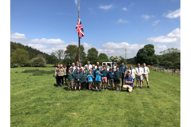 1st Burnmoor Scout Group