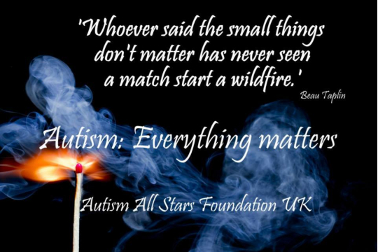 #Autism All Stars COVID 19 Emergency Appeal