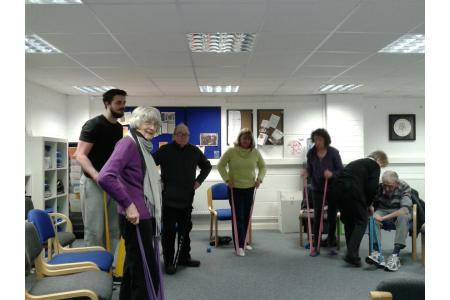 STING:Staffordshire Therapeutic Independent Neurological Group