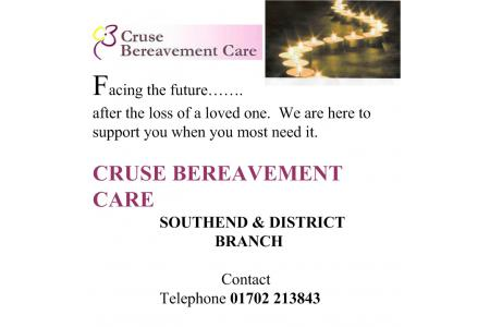 Cruse Bereavement Care Southend and District Branch picture 2