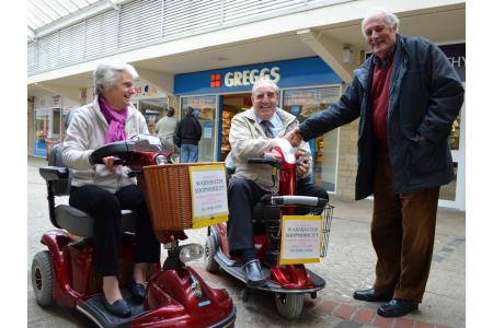 Warminster Shopmobility
