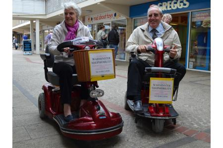 Warminster Shopmobility picture 2