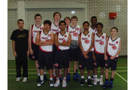 Milton Keynes Basketball Association