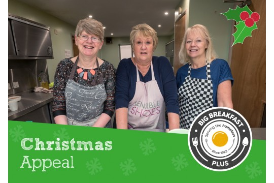 Big Breakfast Plus Christmas Appeal