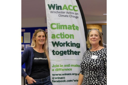 Winchester Action on Climate Change