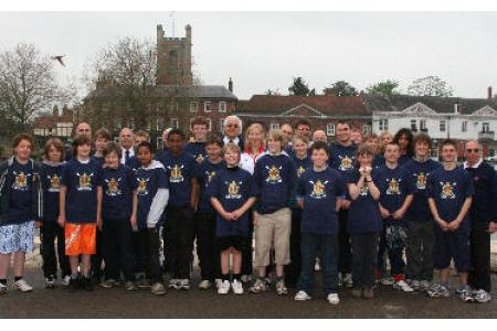 1st Wallingford Boys Brigade