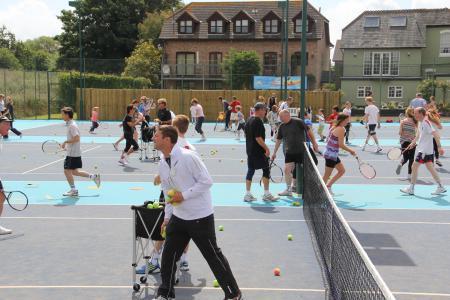 Southbourne Tennis Club