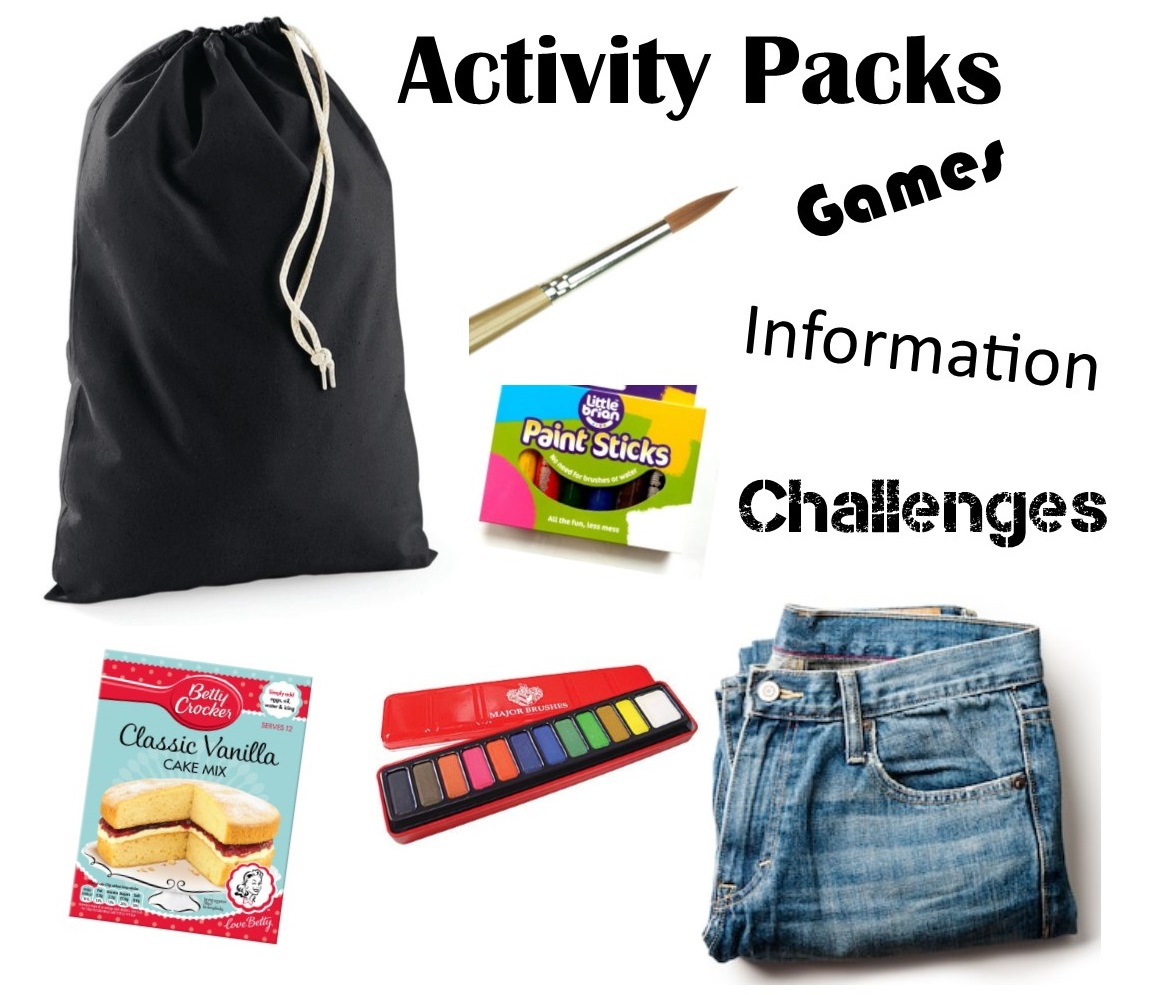 Oxygen Youth Boost Activity Pack