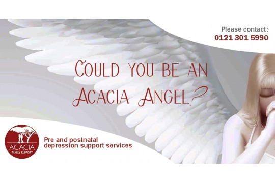 Become an Acacia Angel