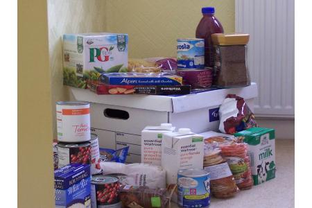 Kingston Foodbank (Doxa Deo Community Church)