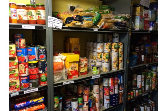 Wellingborough & District Foodbank