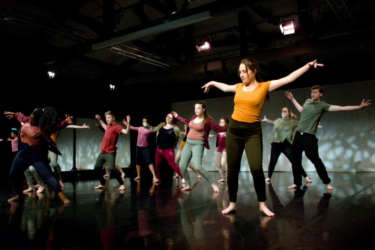 Yorkshire Dance Youth Company