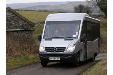 Bakewell and Eyam Community Transport