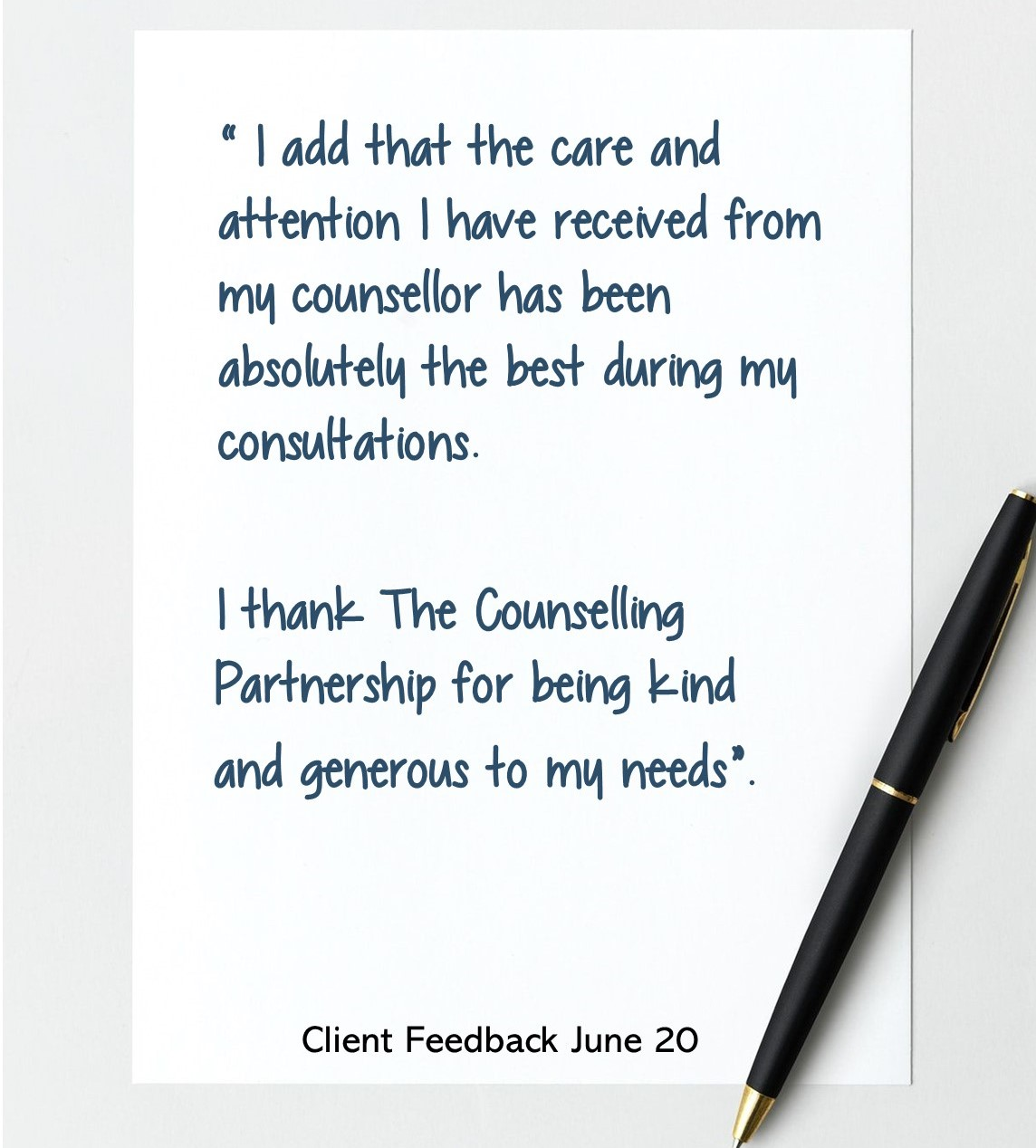 The Counselling Partnership