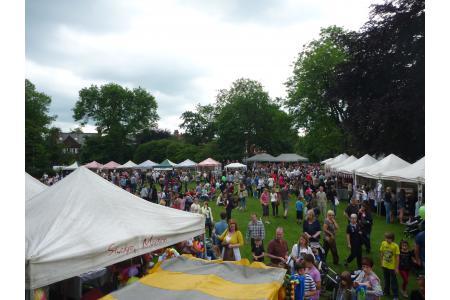 Friends of Heaton Moor Park