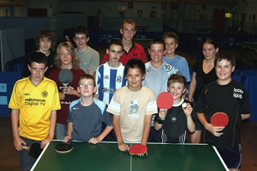 Halifax and District Table Tennis Association