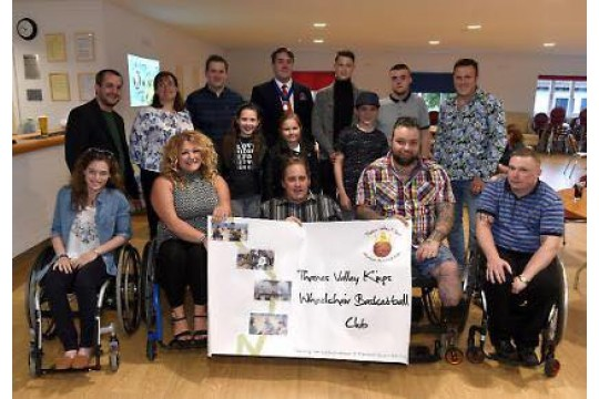 Thames Valley Kings Wheelchair Basketball Club picture 2