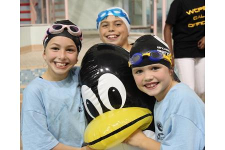 Winchester City Penguins Swimming Club