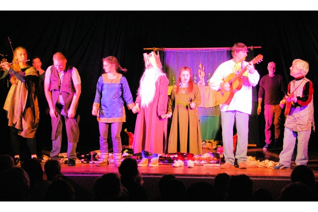 Pericles Theatre Company Hoathly Hill Trust