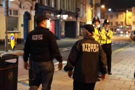 Street Pastors Kingston picture 2