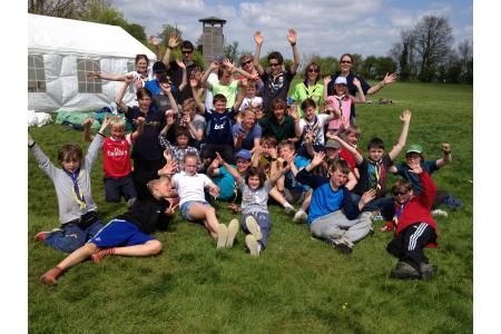 1st Bishops Stortford and Hockerill scout Group picture 2