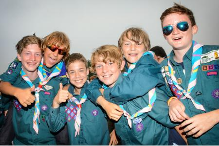1st Bishops Stortford and Hockerill scout Group