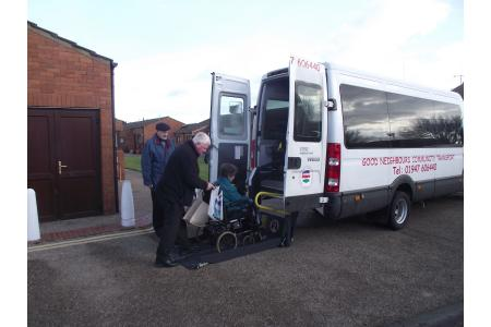 Good Neighbours Community Transport picture 2