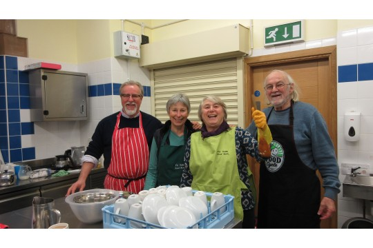 Fir Vale Food Bank picture 2