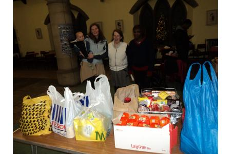 Fir Vale Food Bank