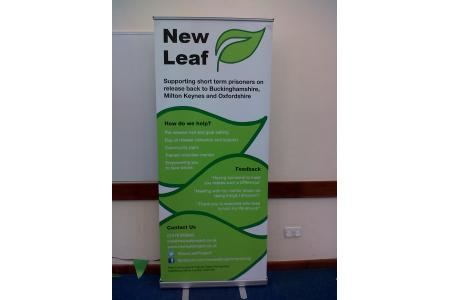 Thames Valley Partnership - New Leaf Project