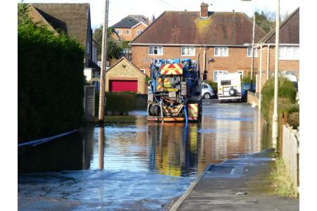 Berkshire Flood Recovery Fund picture 1