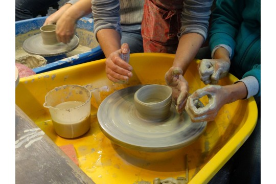 Big Ceramic Fundraiser Weekend