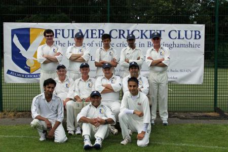 Fulmer cricket club