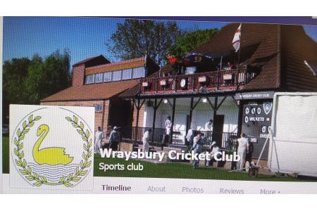 Wraysbury cricket club