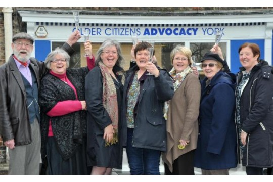 Older Citizens Advocacy York