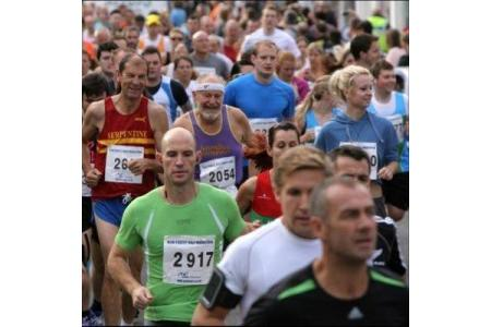 New Forest Marathon Community Fund. Managed by HIWCF