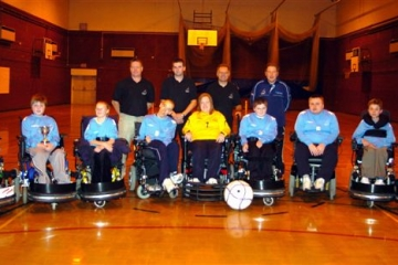 Nottinghamshire Powerchair Football Club picture 2