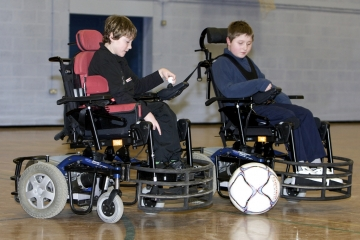 Nottinghamshire Powerchair Football Club