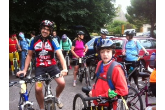 George's Marvellous Bike Ride picture 2