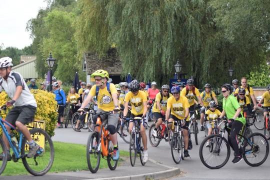 George's Marvellous Bike Ride