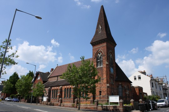 St. Luke's Prestonville